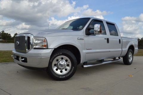 great shape 2007 Ford F 250 XLT pickup for sale