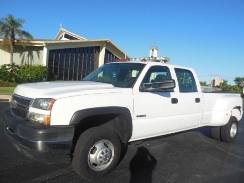 Immaculate Condition 2007 Chevrolet Silverado 3500 pickup for sale
