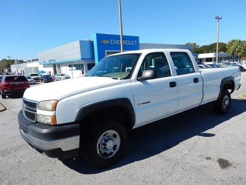 loaded 2007 Chevrolet Silverado 2500 LS pickup for sale