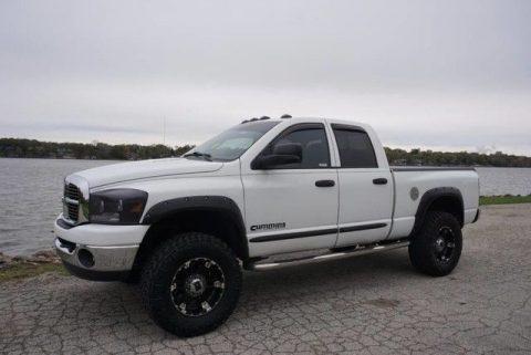 loaded 2007 Dodge Ram 2500 SLT pickup for sale