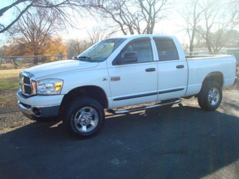 loaded 2007 Dodge Ram 2500 SLT pickup for sale