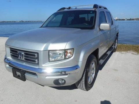 loaded 2007 Honda Ridgeline pickup for sale