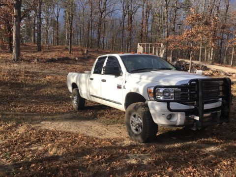 new engine 2007 Dodge Ram 3500 pickup for sale