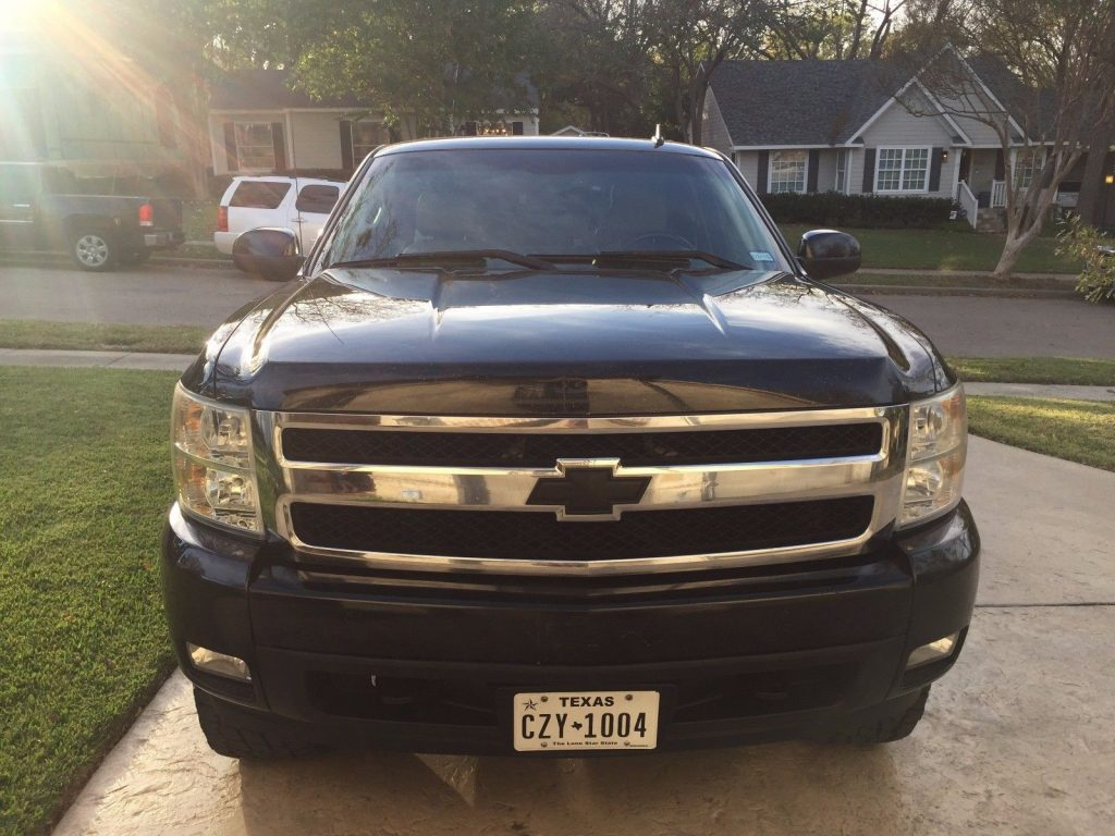new parts 2007 Chevrolet Silverado 1500 LTZ pickup