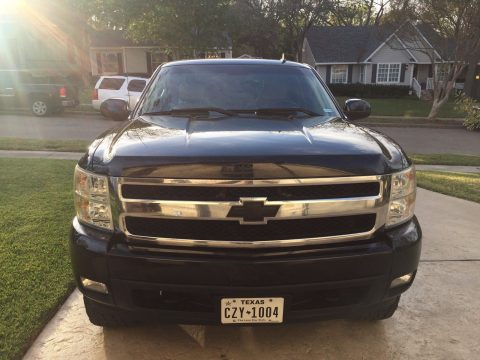 new parts 2007 Chevrolet Silverado 1500 LTZ pickup for sale