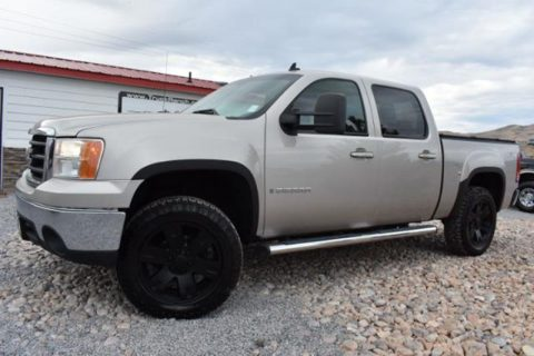 no issues 2007 GMC Sierra 1500 SLT pickup for sale