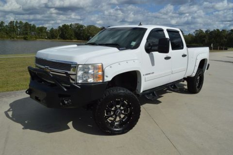 non smoker 2007 Chevrolet Silverado 2500 LT w/2LT pickup for sale