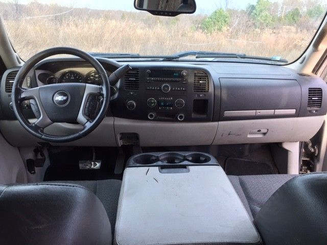 replaced seats 2007 Chevrolet Silverado 1500 Extended Cab Pickup
