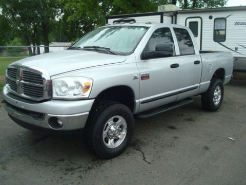 RUNS AND DRIVES GREAT 2007 Dodge Ram 2500 SLT pickup for sale