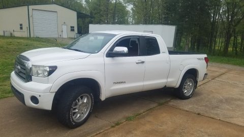 Supercharged 2007 Toyota Tundra pickup for sale
