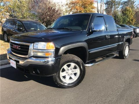 very clean 2007 GMC Sierra 1500 SLE pickup for sale