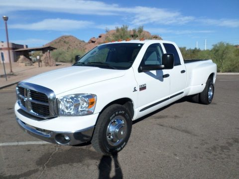 very clena 2007 Dodge Ram 3500 SLT pickup for sale