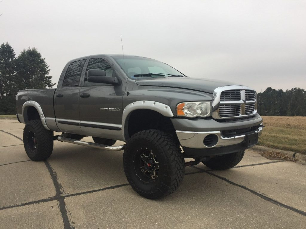 good shape 2005 Dodge Ram 2500 pickup