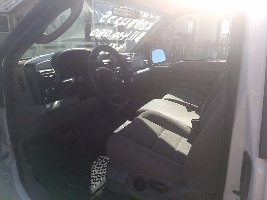 great work truck 2005 Ford F 250 pickup