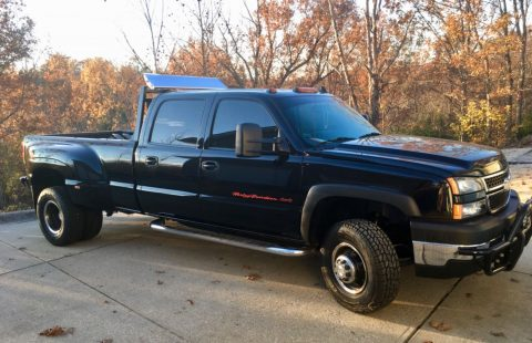 low mileage 2006 Chevrolet Silverado 3500 pickup for sale