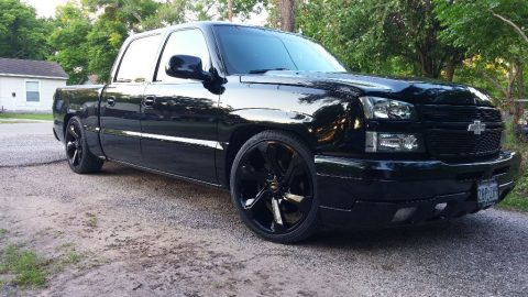 pristine 2006 Chevrolet Silverado 1500 lt1 pickup for sale