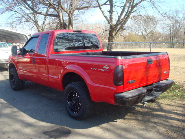 all original 2004 Ford F 250 XLT pickup
