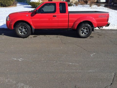 great running 2004 Nissan Frontier XE pickup for sale