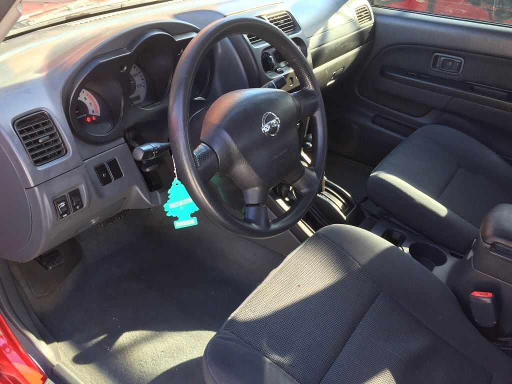 great running 2004 Nissan Frontier XE pickup
