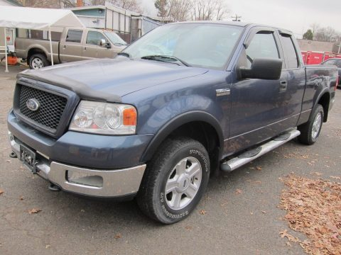 little damage 2004 Ford F 150 XLT pickup for sale