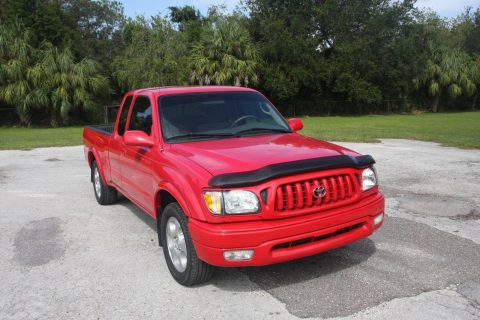 low mileage 2004 Toyota Tacoma S Runner pickup for sale
