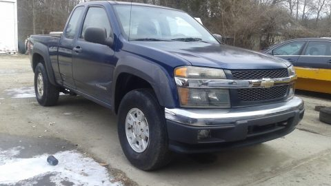 no issues 2004 Chevrolet Colorado Z71 pickup for sale