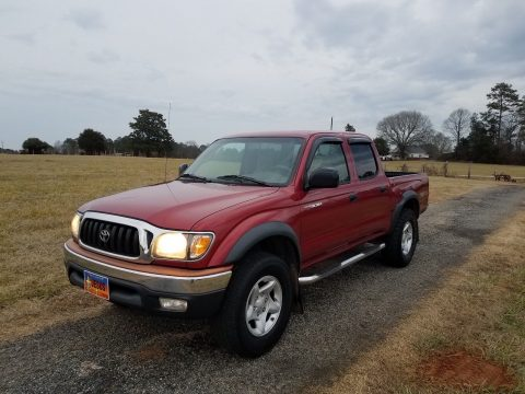 regularly serviced 2004 Toyota Tacoma SR5 pickup for sale