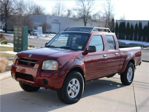 Supercharged 2004 Nissan Frontier SC pickup for sale