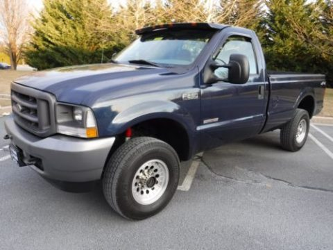 surface rust 2004 Ford F 250 pickup for sale
