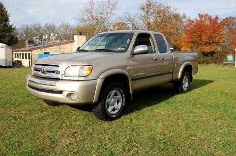 clean 2004 Toyota Tundra SR5 pickup for sale