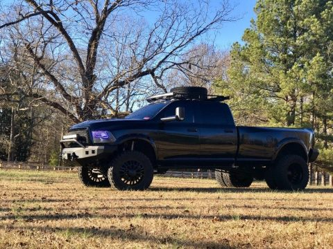 custom 2012 Dodge Ram 3500 pickup for sale