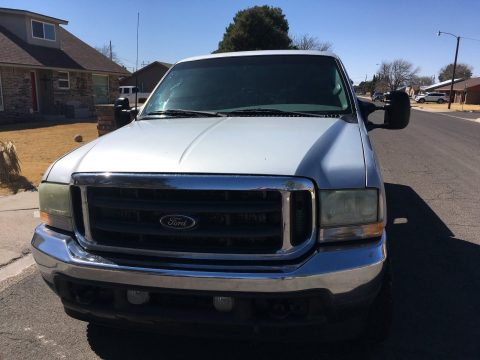 great running 2003 Ford F 250 XLT 4×4 pickup for sale