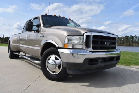 great shape 2003 Ford F 350 XLT pickup for sale