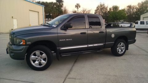 loaded Hemi 2004 Dodge Ram 1500 LARAMIE pickup for sale