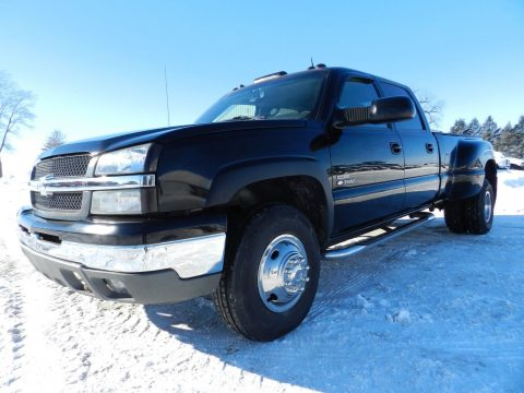 low miles 2003 Chevrolet Silverado 3500 pickup for sale