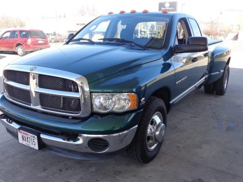 no rust 2003 Dodge Ram 3500 pickup for sale