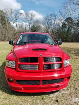 pampered 2004 Dodge Ram 1500 SRT 10 pickup for sale