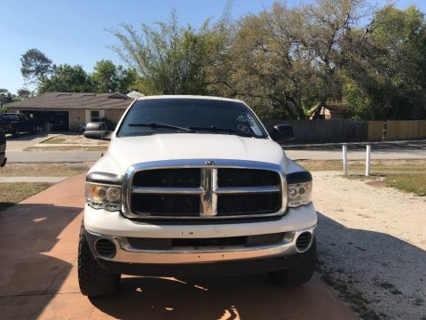 reliable 2003 Dodge Ram 2500 Crewcab 4×4 pickup for sale