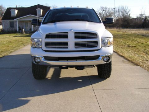 rust free 2004 Dodge Ram 3500 SLT pickup for sale