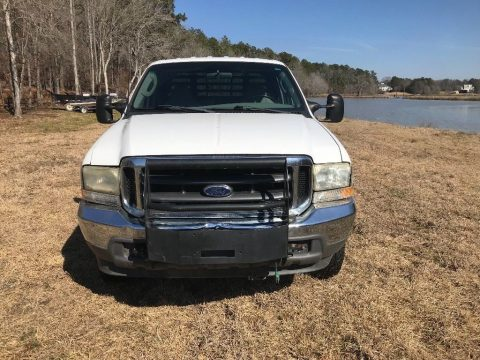 solid 2003 Ford F 250 pickup for sale