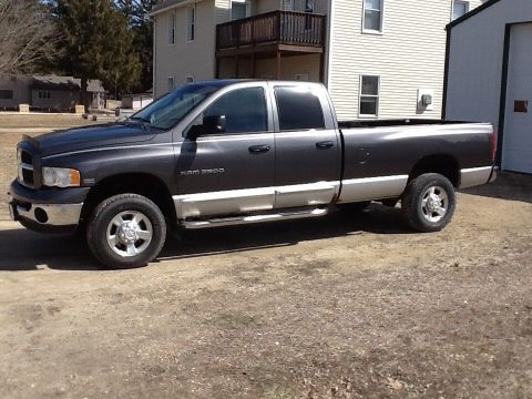 some dents 2003 Dodge Ram 2500 Laramie pickup for sale