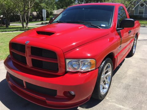 upgraded 2004 Dodge Ram 1500 SRT 10 pickup for sale