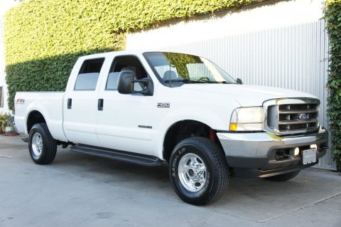 very clean 2003 Ford F 250 Lariat pickup for sale