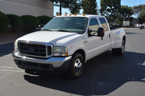 very clean 2003 Ford F 350 XLT pickup for sale