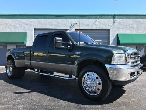 completely serviced 2002 Ford F 350 Lariat LONG BED pickup for sale