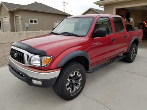 Fantastic condition 2002 Toyota Tacoma SR5 pickup for sale