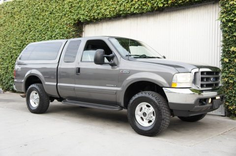 great shape 2002 Ford F 250 Lariat pickup for sale