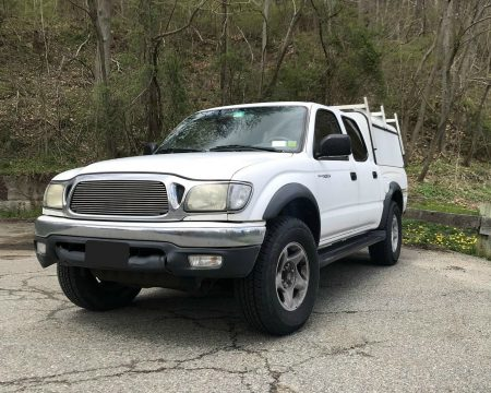 great shape 2002 Toyota Tacoma PreRunner pickup for sale