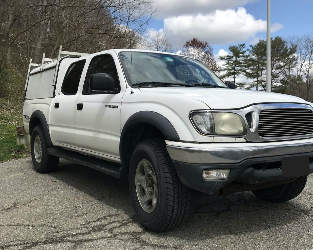 great shape 2002 Toyota Tacoma PreRunner pickup