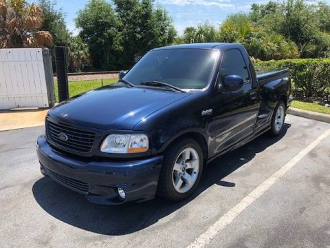 low miles 2002 Ford F 150 Lightning pickup for sale